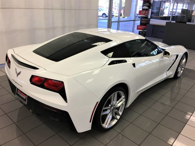 Pre-Owned 2018 Chevrolet Corvette 3LT