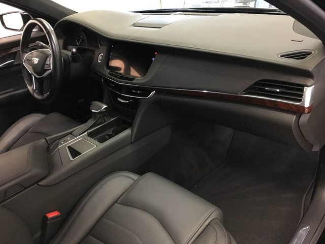 Pre-Owned 2018 Cadillac CT6 RWD