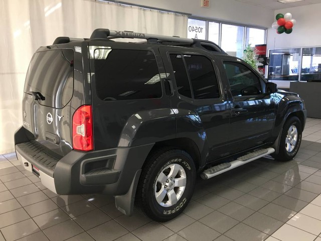 Pre-Owned 2009 Nissan Xterra S