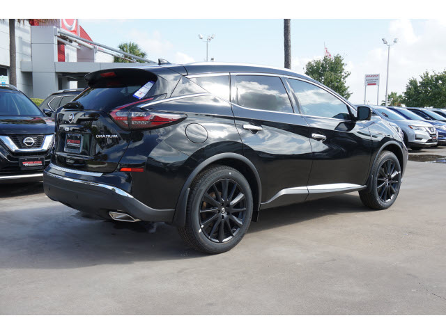 New 2019 Nissan Murano Platinum 4D Sport Utility in ...