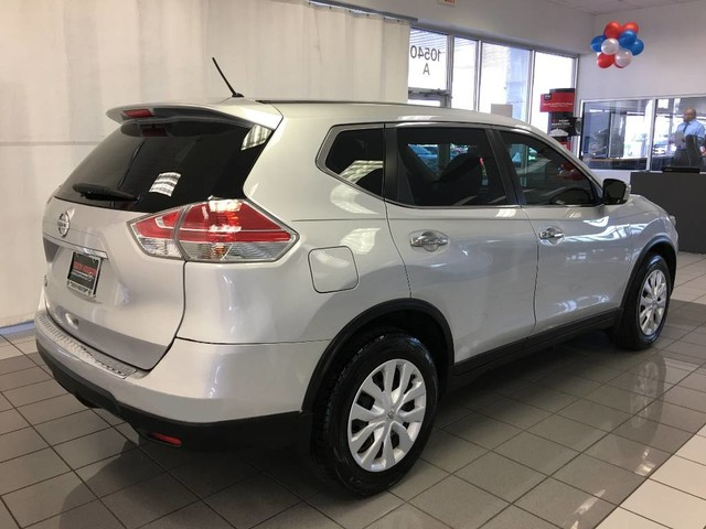 Certified Pre-Owned 2015 Nissan Rogue S