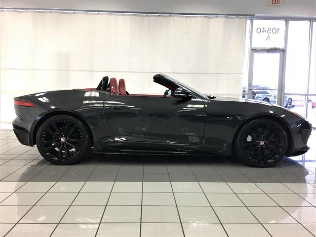 Pre-Owned 2016 Jaguar F-TYPE S