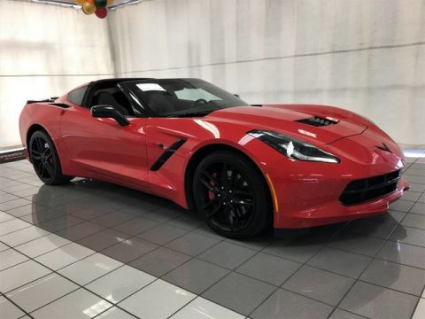 Pre-Owned 2016 Chevrolet Corvette Z51 1LT