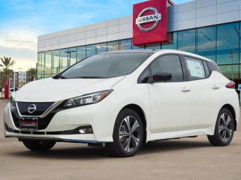 2020 Nissan Leaf SL Plus