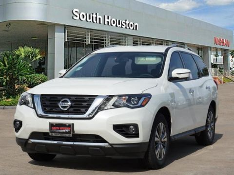 New 2019 Nissan Pathfinder SL